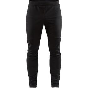 Craft Glide Pantalones largos running Hombre, black